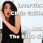 Interview with Chris Guillebeau (The $100 Start Up)