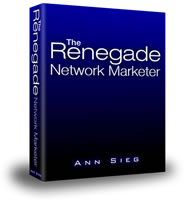 Ann Seig, Author of Renegade Network Marketer / MLM Online Training