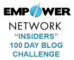 empower network blog challenge