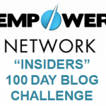 Empower Network 100 Day Blog Challenge with Debbie Turner's Team