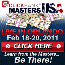 ClickbankMasters USA.  Come, Learn & Save a Life