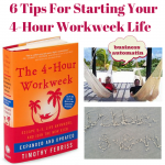 The 4 Hour Work Week.  How You Can Get Started With Small Steps