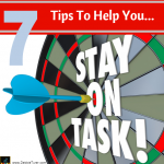 Network Marketing Help: 7 Tips for Staying Focused and On Task