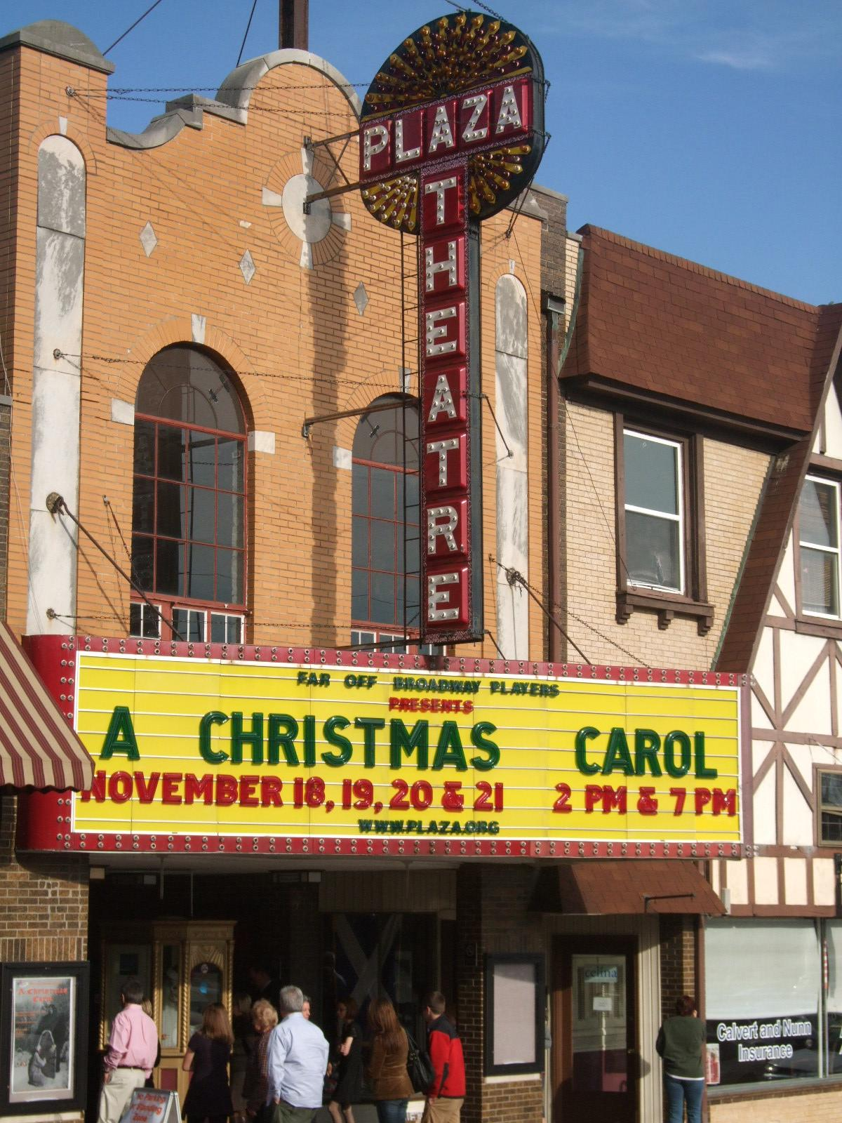 A Christmas Carol: Perfect for Kicking Off Our 2010 Holiday Season