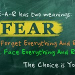 Starting a Network Marketing Home Based Business: What Are You So Afraid of?