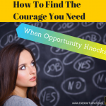 This ONE Question Gives You Courage