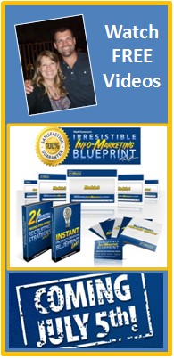 irresistible info marketing blueprint