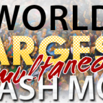 ViSalus Worlds Largest Flashmob Dance Video