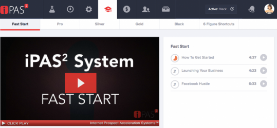 How To Get A Fast Start With iPAS Marketing System