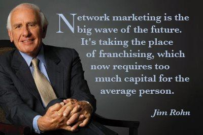 jimrohnonnetworkmarketing