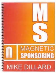 magnetic sponsoring book