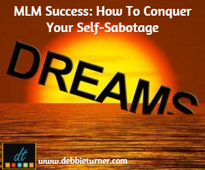how to conquer your self sabotage